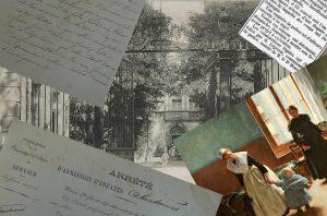 Document de recherche Auguste Jourdain