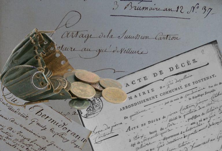 Document de recherche Pierre Carteron.