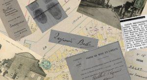 Document de recherche Raymond Belet